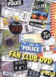 the cover of the fan club DVD